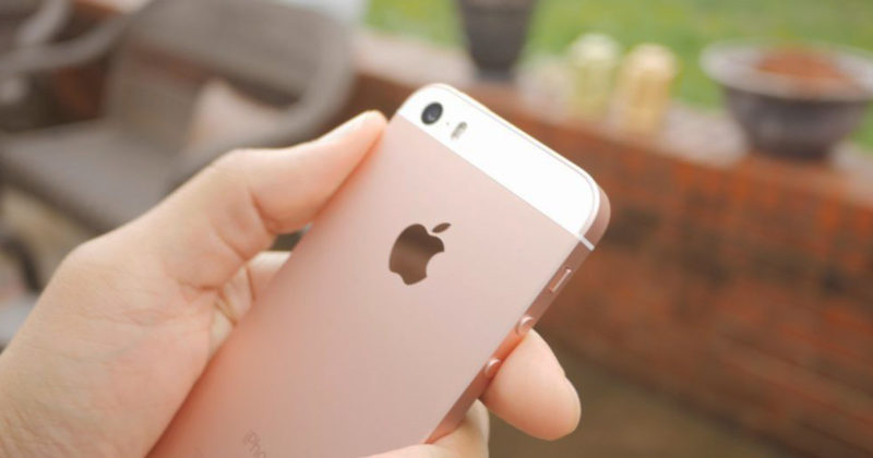 iPhone-SE-de-Apple-800x420 The latest rumor about the iPhone SE 2 is that there will be no iPhone SE 2 Cydia