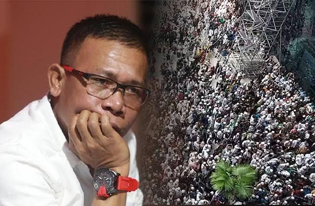 Masinton PDIP: Penjemputan Rizieq Terlalu Dibesar-besarkan