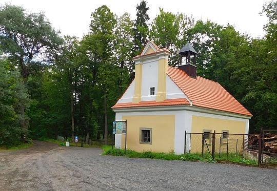 Kaplica Groty Narodzenia Pańskiego.