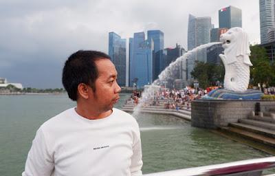 Liburan singkat di Singapura