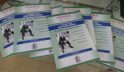 Revista Centenario Pedro Lezcano