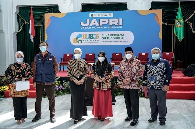 Disdik Jabar Luncurkan Program Milenial Smart Tren Ramadhan Virtual