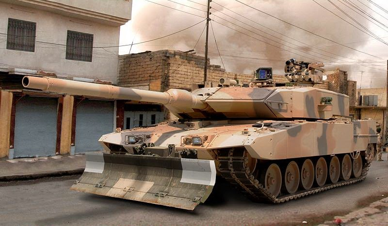 513c8da645bf WARFARE TECHNOLOGY  Saudi Leopard 2 deal might be dead