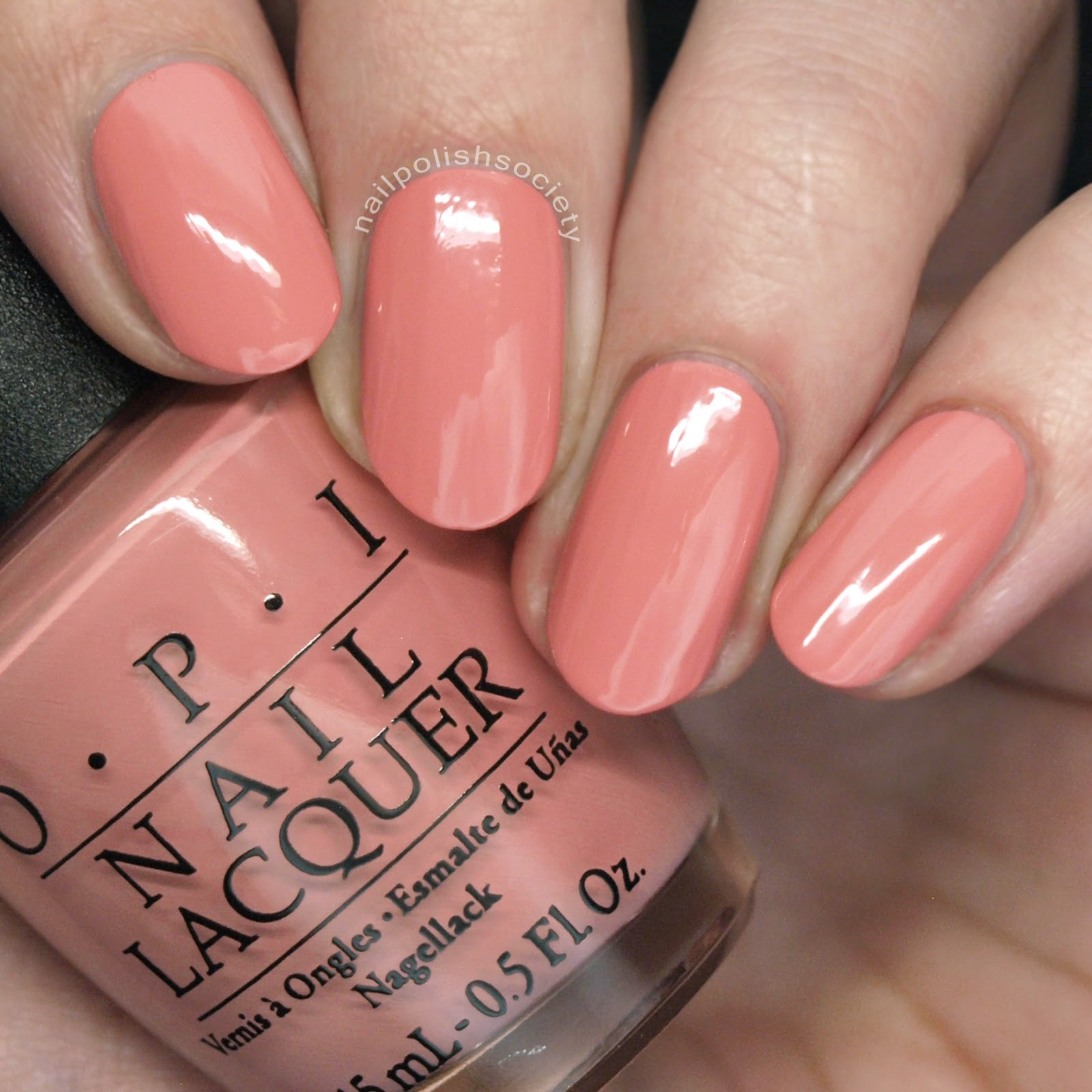 Nail Polish Society Opi Summer 2017 California Dreaming Collection