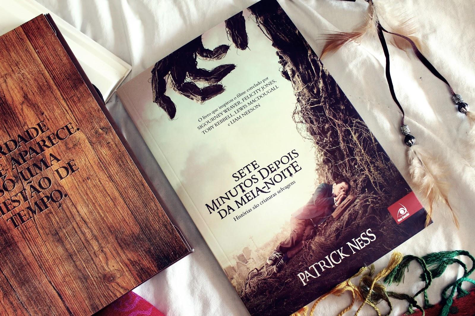 Resenha Sete Minutos Depois Da Meia Noite De Patrick Ness Livro