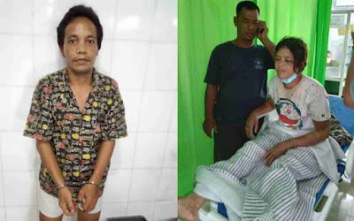 Mantaf! Unit Reskrim Medan Area Dengan Cepat Ringkus Warga Pukat Pelaku Penyekapan dan Penganiayaan IRT