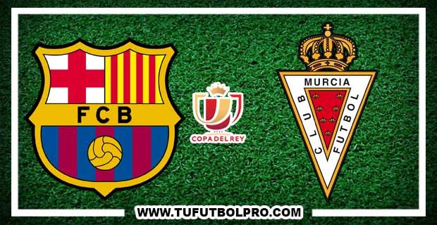 Ver Barcelona vs Murcia EN VIVO Por Internet Hoy 29 de Noviembre 2017