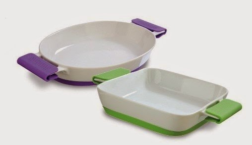 Set of 2 Oven to Table Dishes