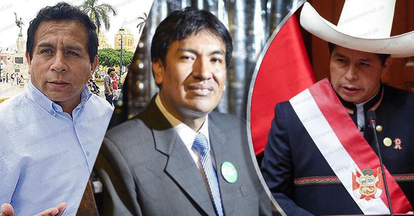 Docentes Juan Cadillo y Mario Guanilo voceados para Ministro de Educación