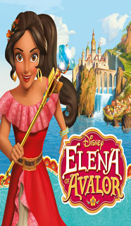 EDIBLE IMAGE ELENA OF AVALOR