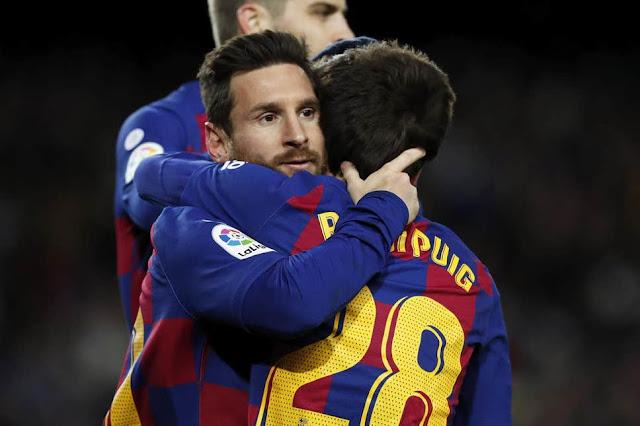 مشاهدة مباراة برشلونة وإيبيزا بث مباشر