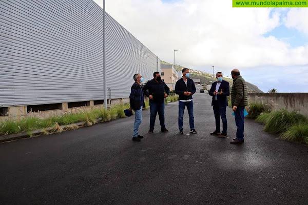Después de cerca de 30 años el Ayuntamiento capitalino culminará la zona industrial de Mirca