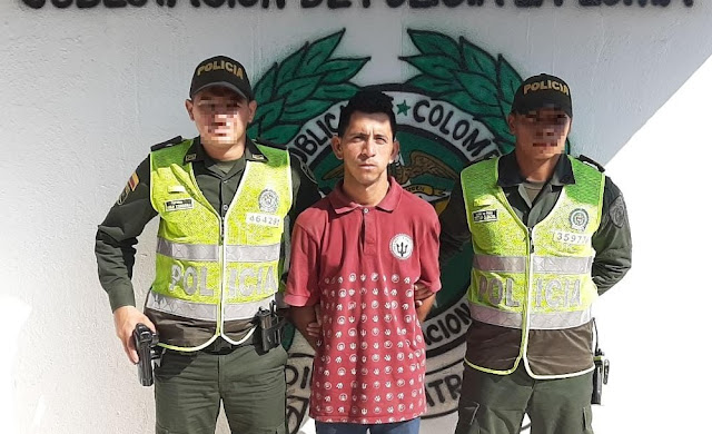 Venezolano asesinó a un hombre en la Loma de Calentura - Cesar