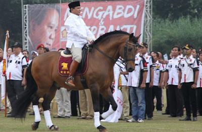 BERITA VIRAL Silsilah Prabowo Sampai ke Sunan Giri dan Panglima Laskar Diponegoro