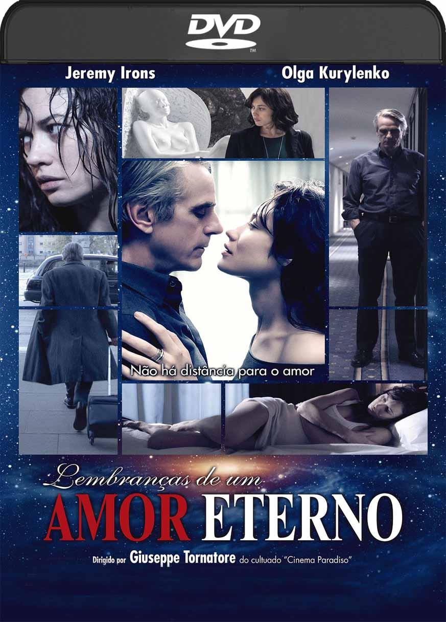 Lembranças de um Amor Eterno (2016) DVD-R Oficial