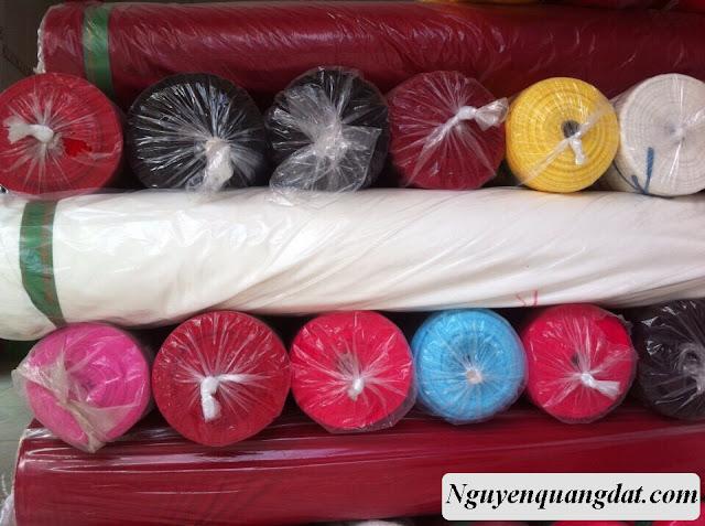 hình ảnh thu mua vải tồn kho công ty giá cao