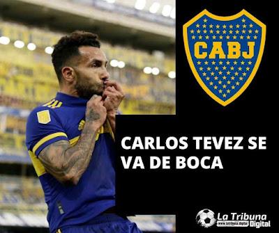 CARLOS TEVÉZ