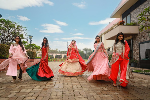 Indian Bridesmaid outfit Ideas in 2021 | Bridesmaid Dresses