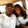 Peter Okoye's wife, Lola confirms she tested positive for Covid-19