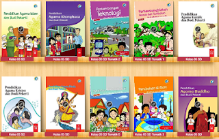 Buku Paket Kelas 3 Kurikulum 2013 Revisi Terbaru