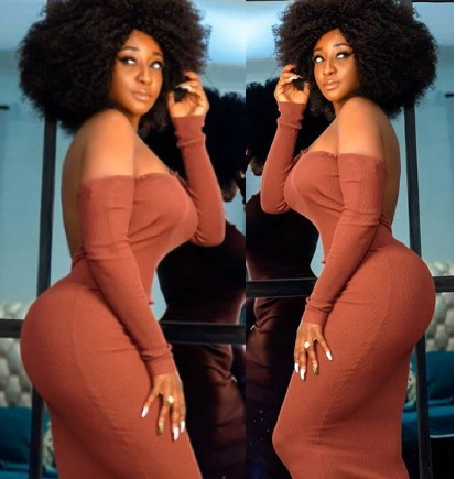 Ini Edo flaunts her curves in her 'best photo of 2019'