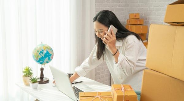 Gambar Suka dan Duka Menjalankan Bisnis Online Shop