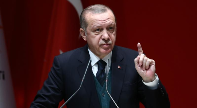 Erdogan: Kami tidak akan membiarkan Yerusalem dicuri Israel