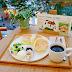 韓國吃喝|首爾中區明洞《innisfree GREEN CAFE》,明洞鬧市中的一片綠
