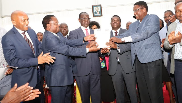 Governors Meeting in Kenya photo and images