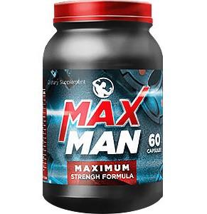 MaxMan Power