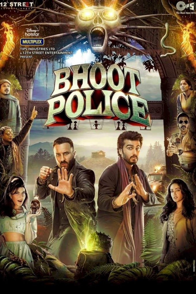 Bhoot Police (2021) [Indian]