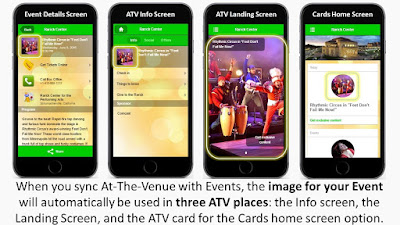 Automatically Enhance the Audience Experience with At-The-Venue
