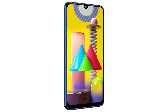 Samsung lancia in Italia il nuovo Galaxy M31