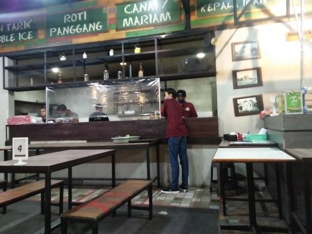 Kenikmatan Sensasi Kuliner Aceh di Kedai Pak Cik Abin Malang