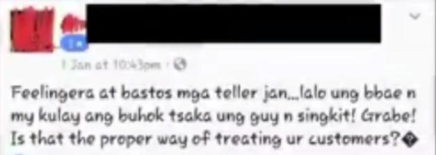 """OFW vs Remittance Teller """"Ito po ay panawagan po sa mga kadugong Pilipino na tayo naman sana magmalasakit  sa kapwa natin."""""""
