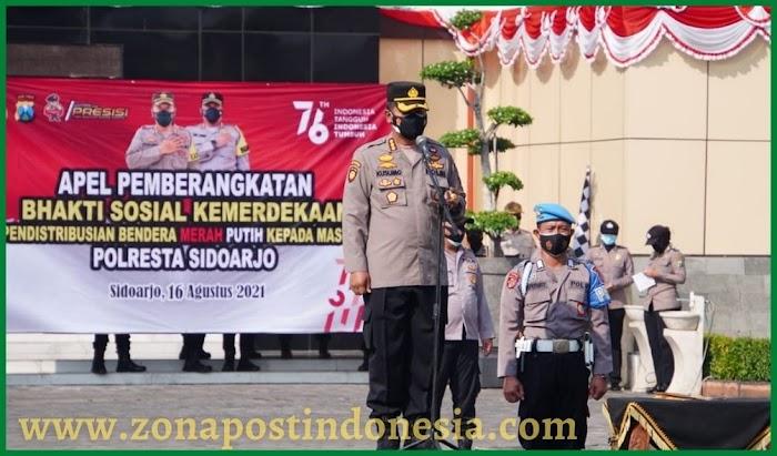 Kemerdekaan Republik Indonesia ke-76 Tahun, Wujudkan Indonesia Tangguh, Indonesia Tumbuh