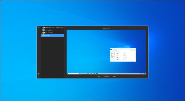 Alt + Tab Terminator على نظام التشغيل Windows 10.
