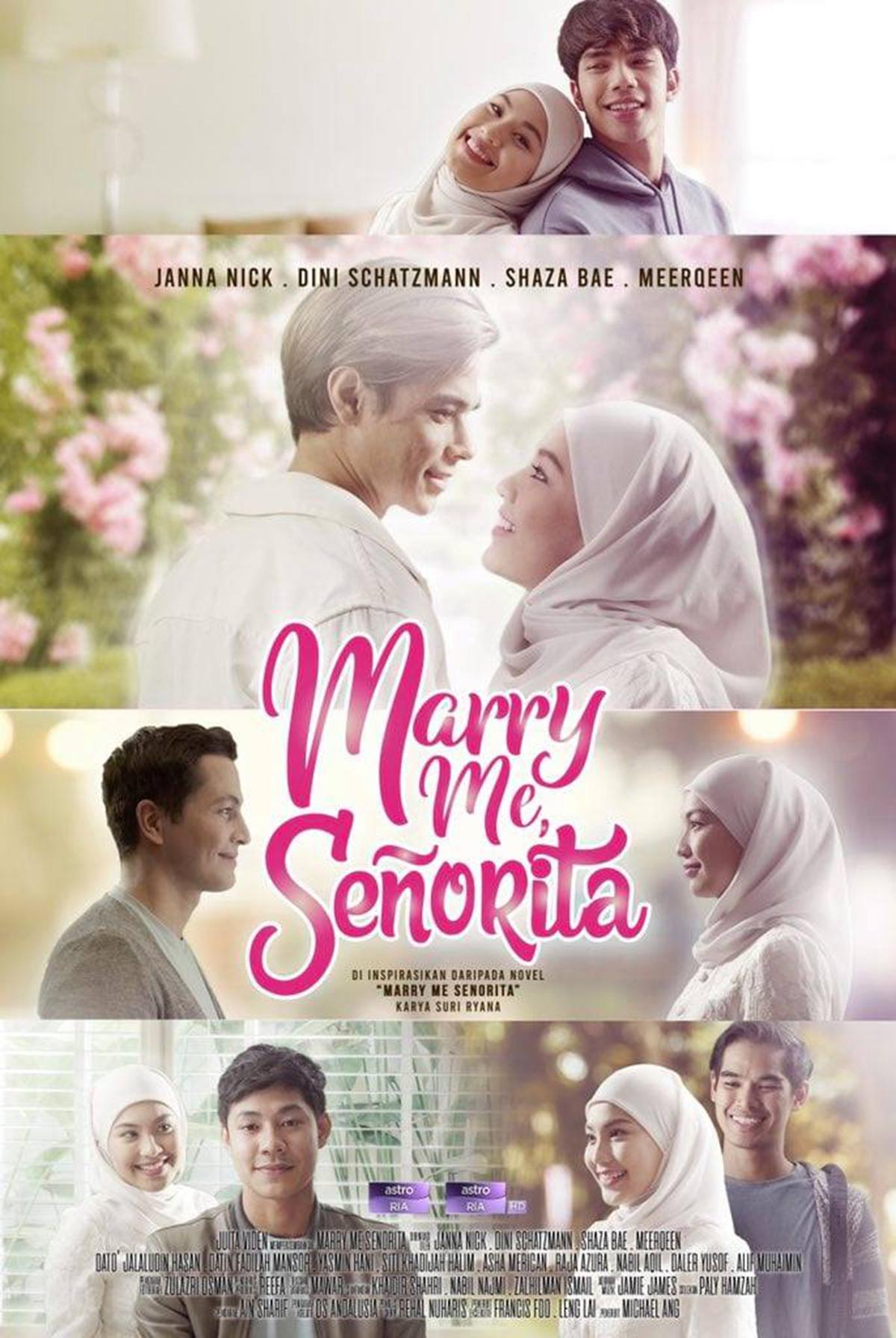 Drama Marry Me Senorita Full Episod 1-20(Akhir)