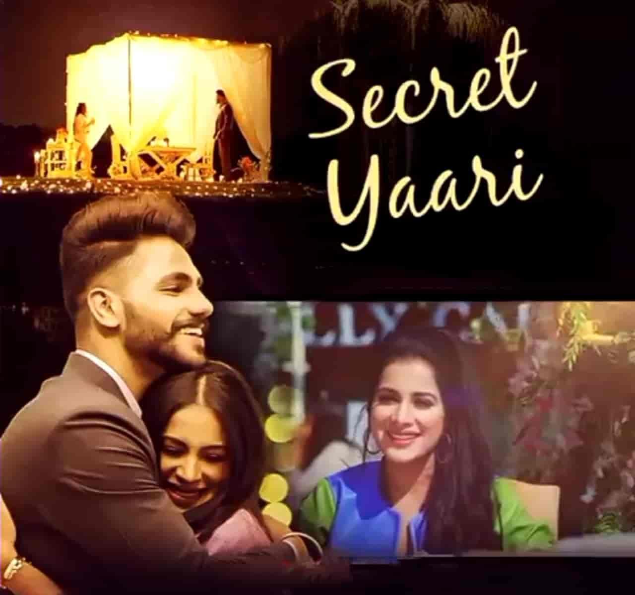 Secret Yaari Punjabi Song Image By Sara Gurpal