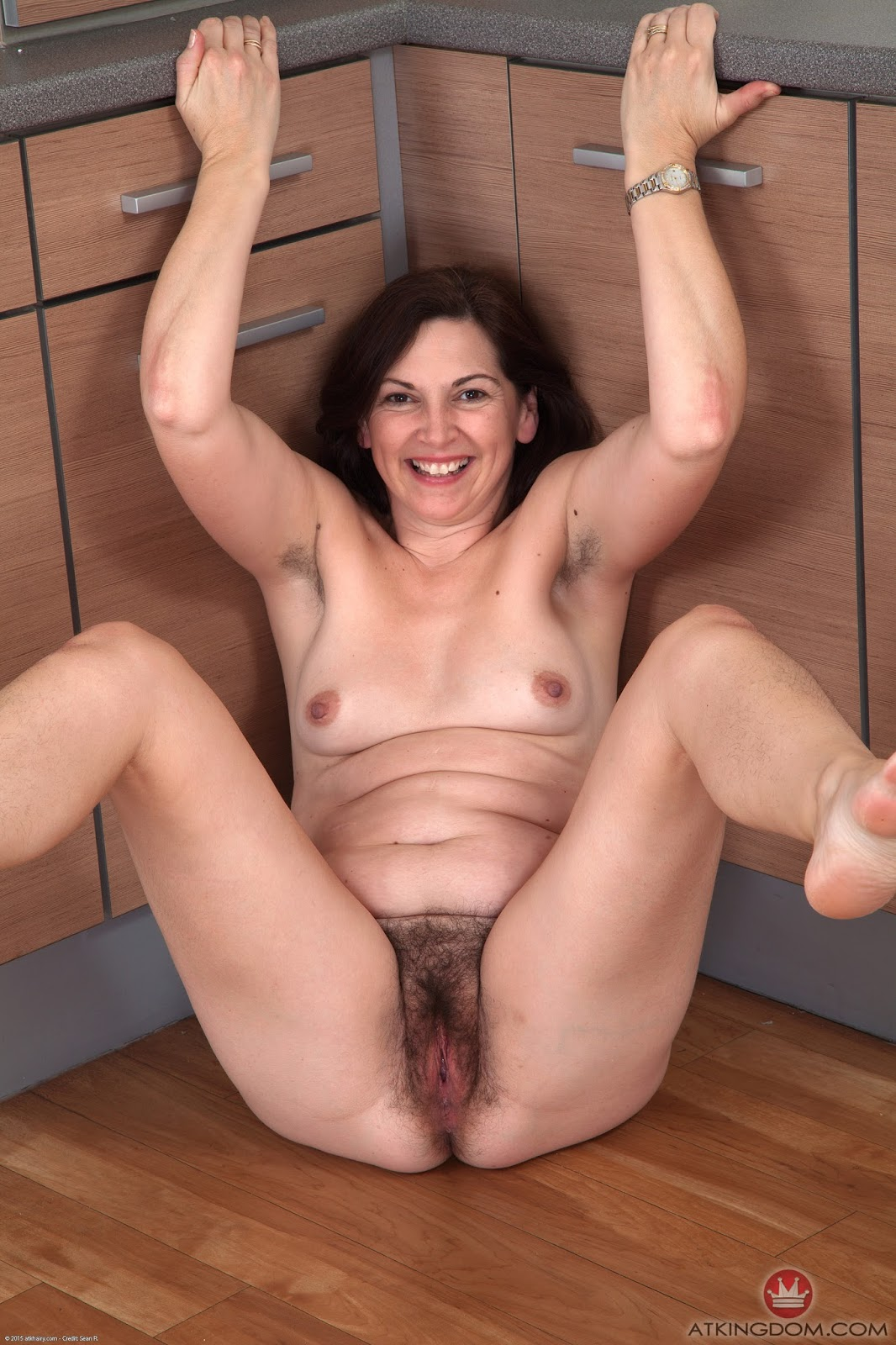 Hot Hairy Older Women