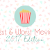2017 in Review: Best and Worst Movies