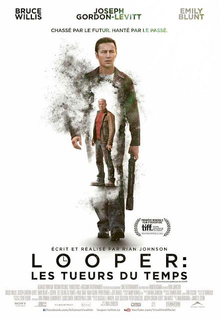 فيلم Looper 2012 مترجم
