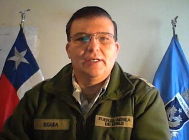General Cristián Eguía