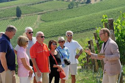 wine tour toscana
