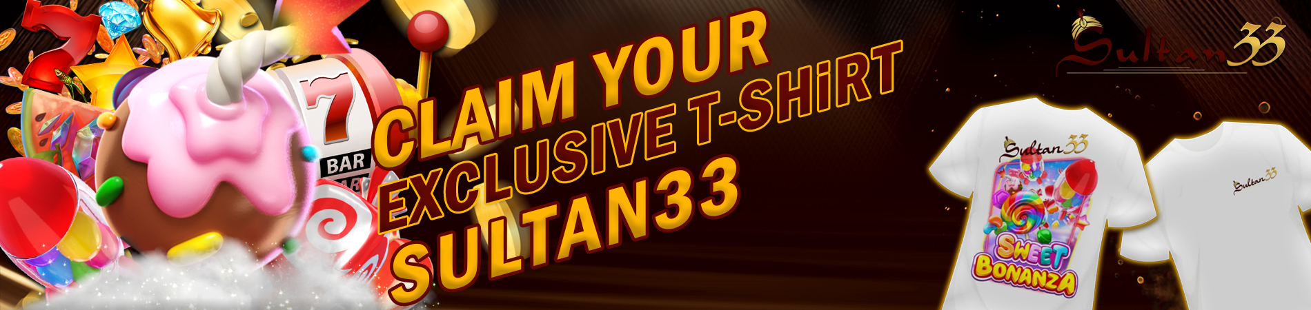 Event T-Shirt Exclusive SULTAN33