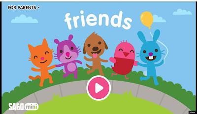 تحميل أفضل ألعاب الكمبيوتر اللوحي وأجهزة الكمبيوتر المجانية للأطفال