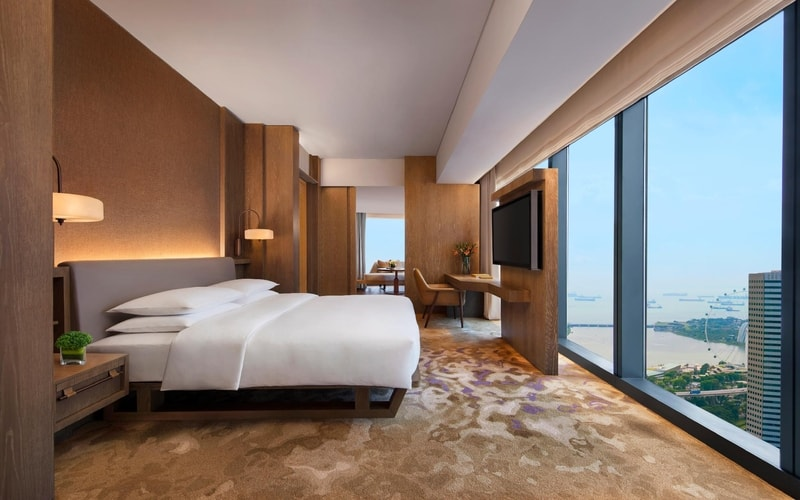 Where to Go from Andaz Singapore and Which Room or Suites Suit Your Style