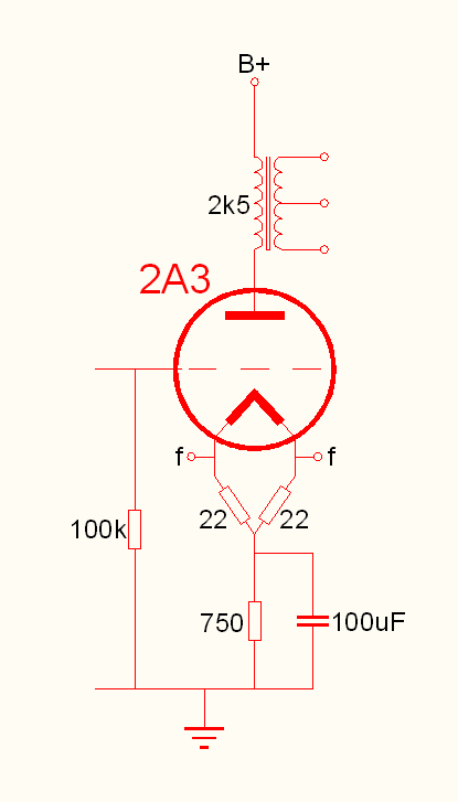 Simon's New Adventures In Hi Fi: Design Of A Single Ended 2A3 Valve