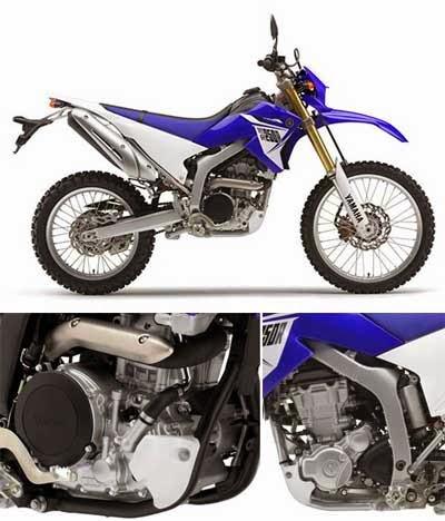 Yamaha WR250R, Spesifikasi dan Harga Motor Trail Terbaru Yamaha