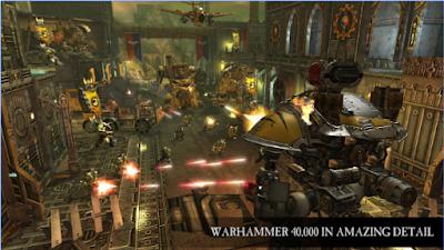 Warhammer 40,000 Freeblade APK-Warhammer 40,000 Freeblade Mod APK